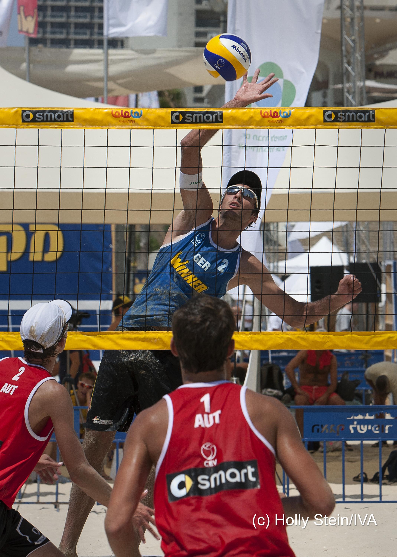 אליפות אירופה בכדורעף חופים