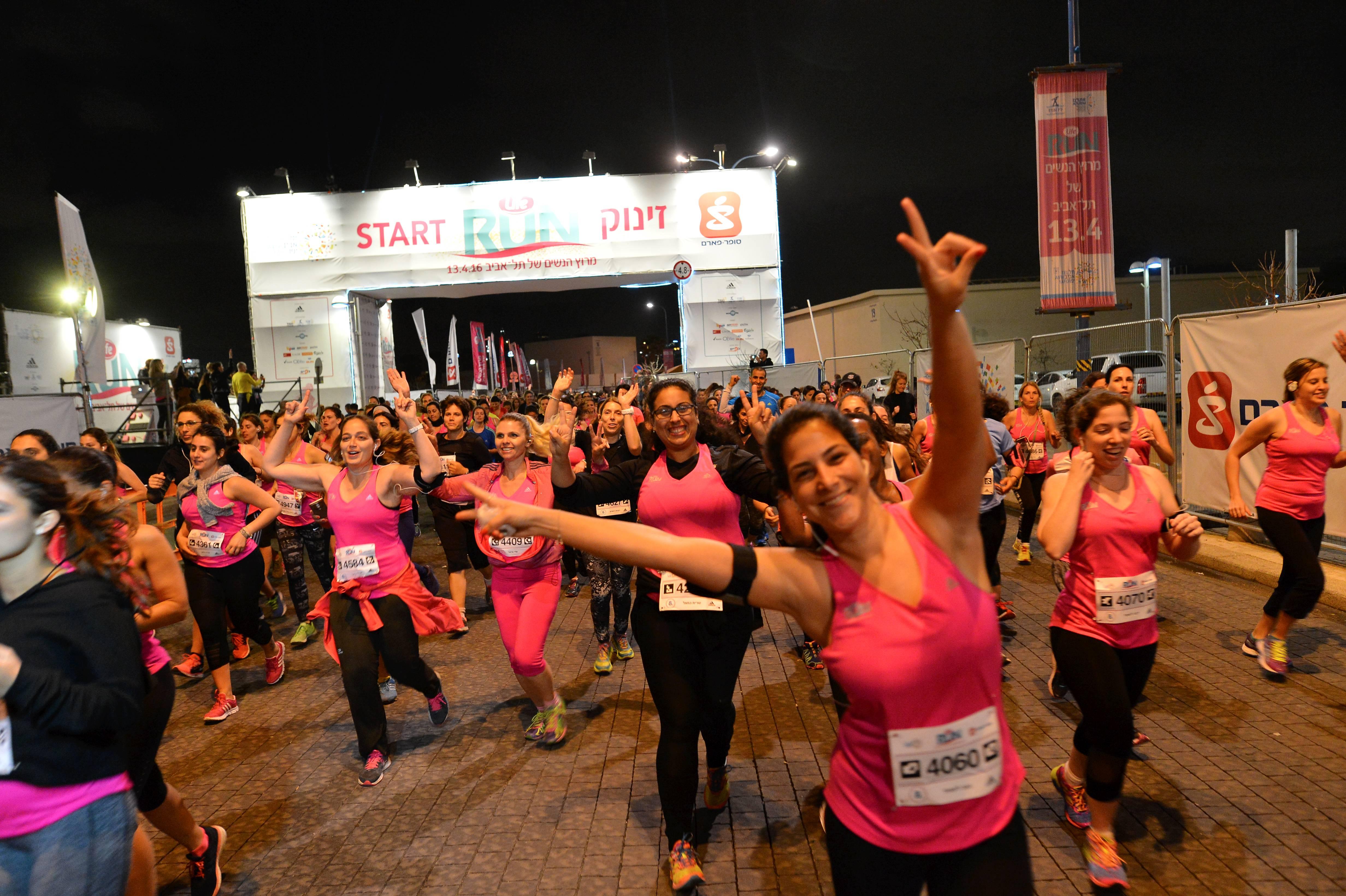מרוץ הנשים של תל-אביב