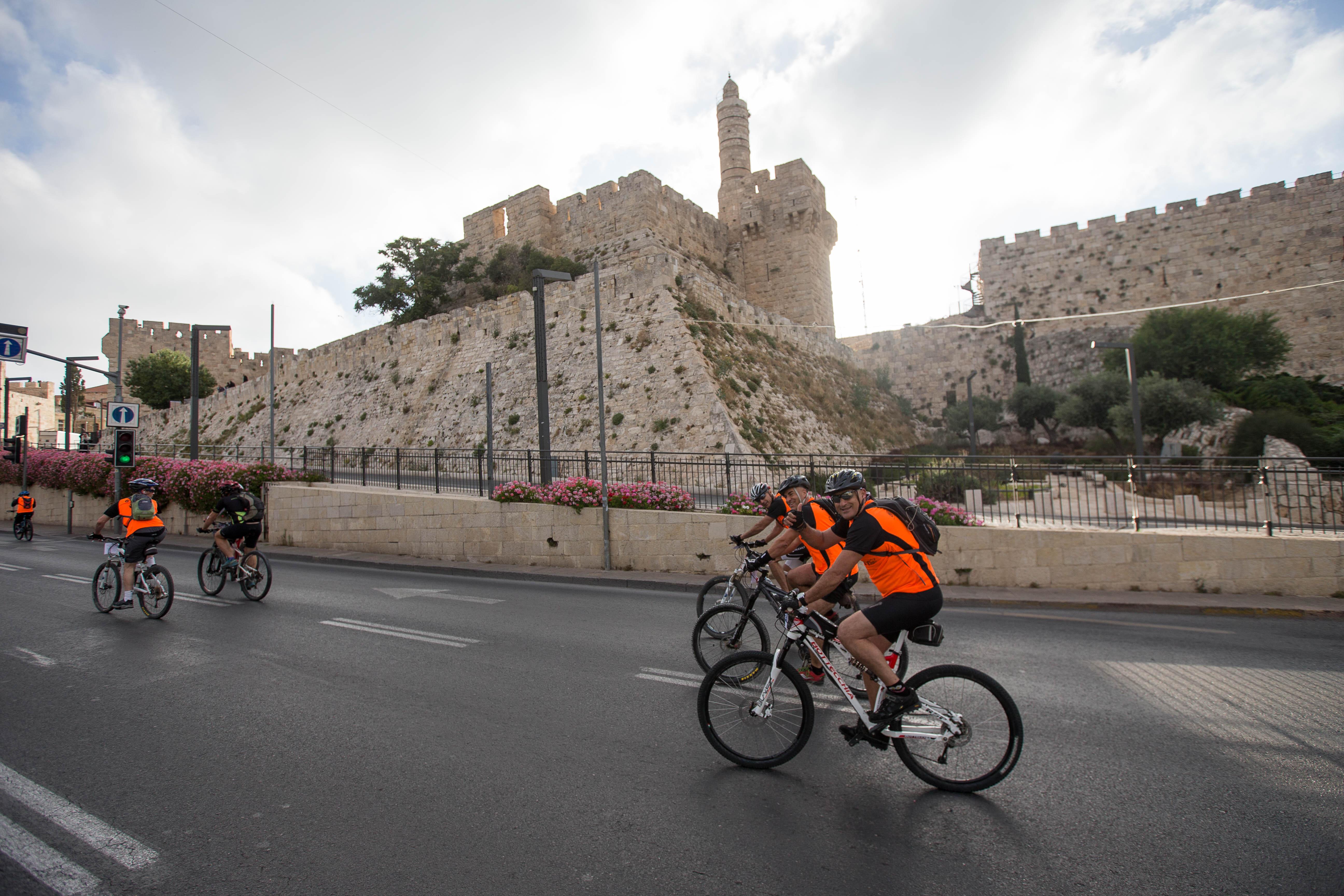 סובב יס פלאנט ירושלים