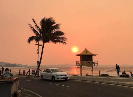 Road trip on the East Coast of Australia