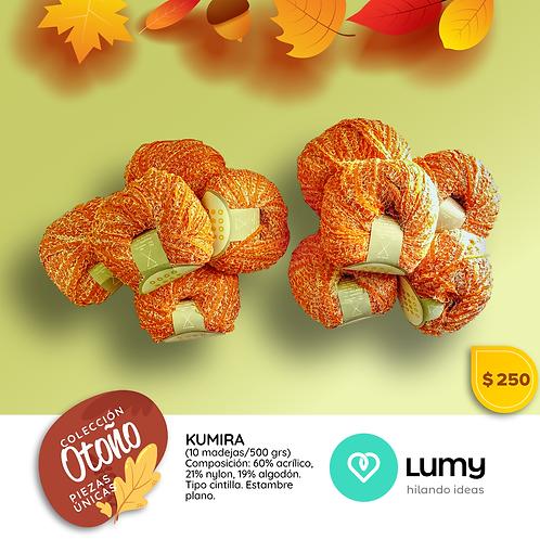 """Kit de Estambre """"Kumira"""""""