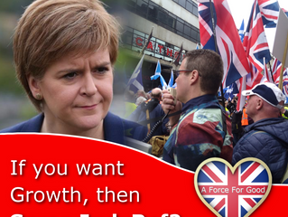 If You Want Growth, Scrap IndyRef2