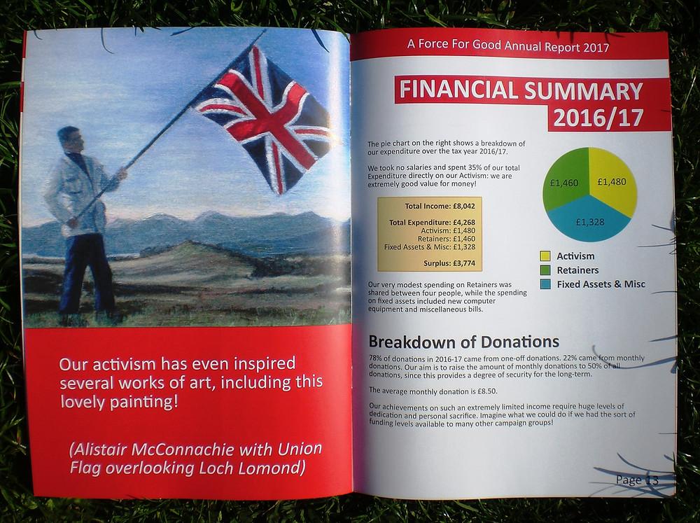 Financial Summary 2016/17