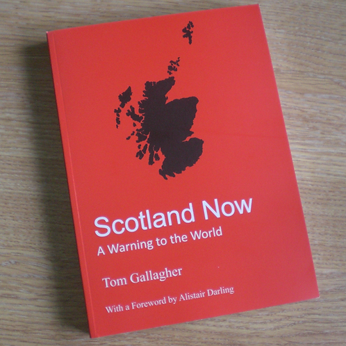 Scotland Now: A Warning to the World