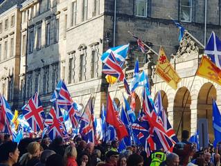 AFFG Reveals Number at Edinburgh March: 12,789
