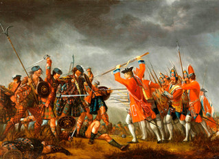 The Jacobites and Britain 4: The '45 Jacobite Army was a Modern Army