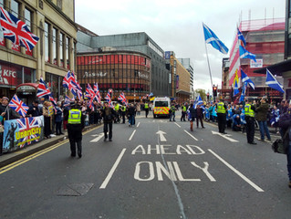 SNP's Legacy of Division in One Picture