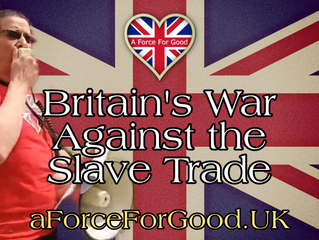 Britain's War Against the Slave Trade: A Speech by Alistair McConnachie