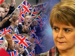 Stay out of Brexit, Sturgeon! It's Going to be Great for Britain
