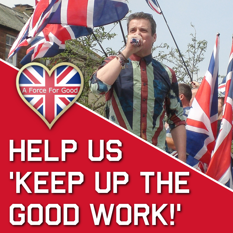 Help us Keep up the Good Work by becoming a Union Supporter