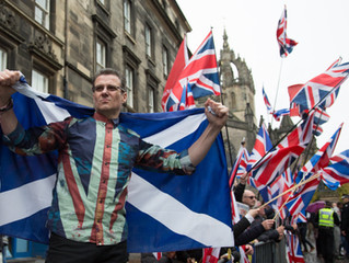 Even Separation Won't Satisfy the Scottish Nationalists