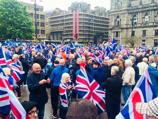 'Maintain the Union' March: A Turning Point