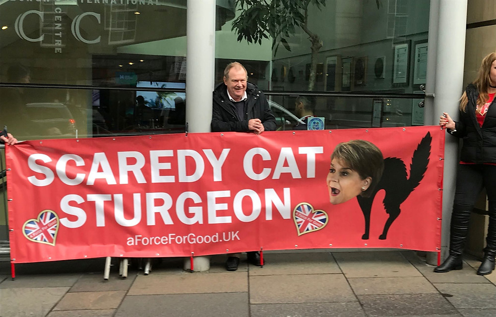 Scaredy Cat Sturgeon Pic AFFG 14-11-18
