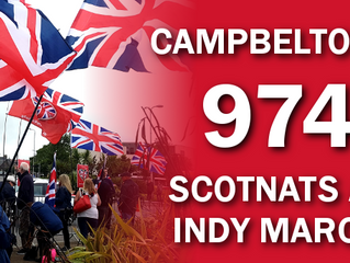 974 at Campbeltown AUOB March, 27-7-19