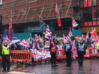 10,156 at Glasgow AUOB March, 11-1-20