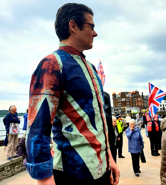 Our Iconic Union Flag Shirt
