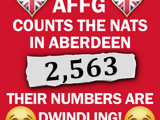 2,563 at Aberdeen AUOB March, 17-8-19