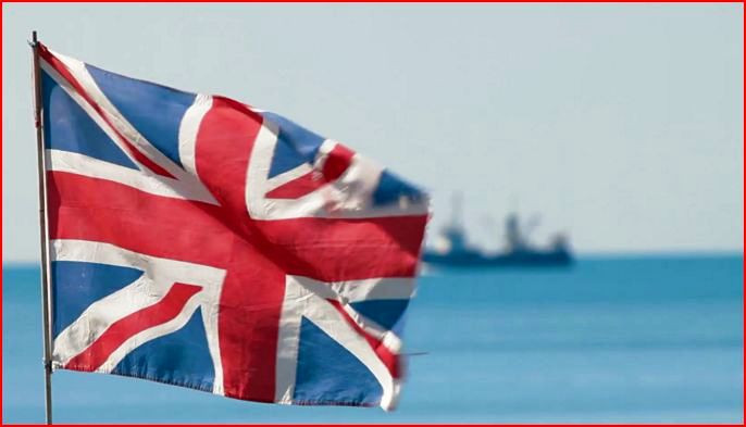 The open sea awaits the Great British maritime trading nation