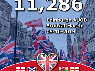 11,286 at Edinburgh AUOB March, 5-10-19
