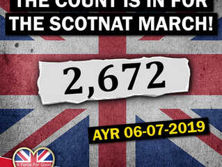 2,672 at Ayr AUOB March, 6-7-19