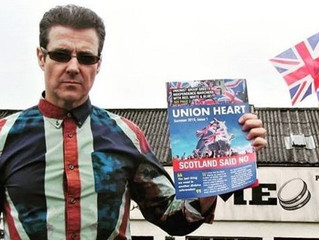 AFFG Launches Pro-UK Magazine 'Union Heart'