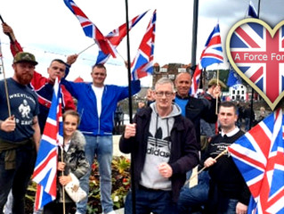 We Stood for the Union in Oban
