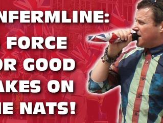 Dunfermline Counter-Demo Success!