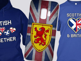 Proud to be Scottish and British Products
