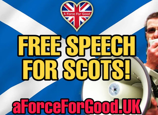 Free Speech For Scots: We Show what's Wrong with the Proposed 'Hate Crime' Bill