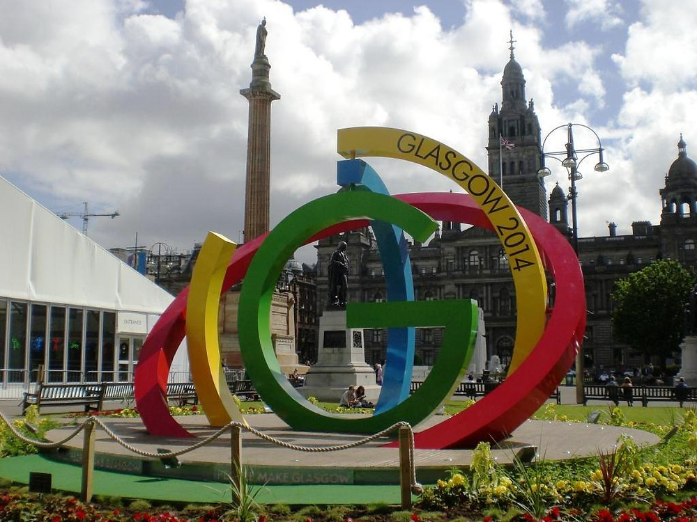The Commonwealth Games in Glasgow was a Great event which helped to bring home to many people the British Wealth that we have in Common. Pic AFFG 21-6-14.
