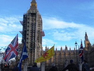 Westminster's 3-fold Mandate to Forbid a Second IndyRef