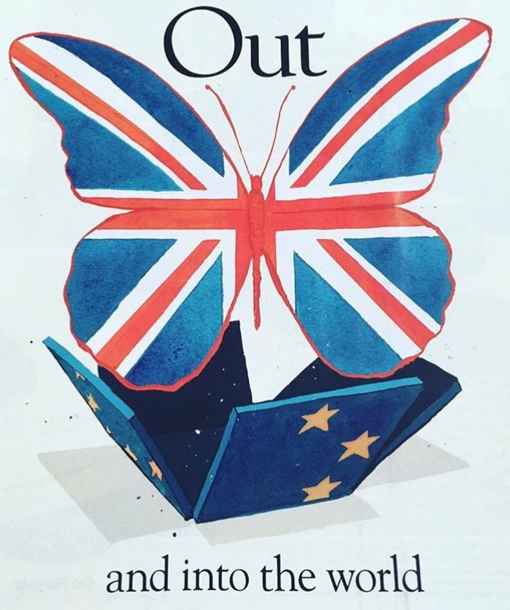 Brexit is Britain's 21st Century Project for National Renewal.