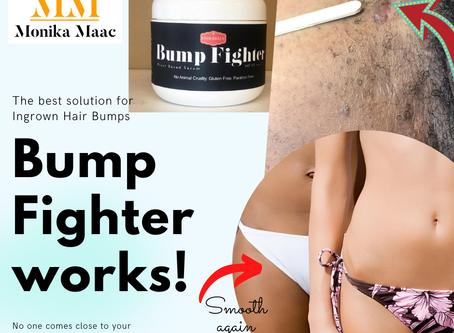 Ingrown hair bump solution - Bump fighter.