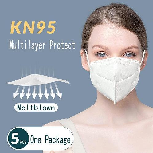 Disposable Face Masks KN95