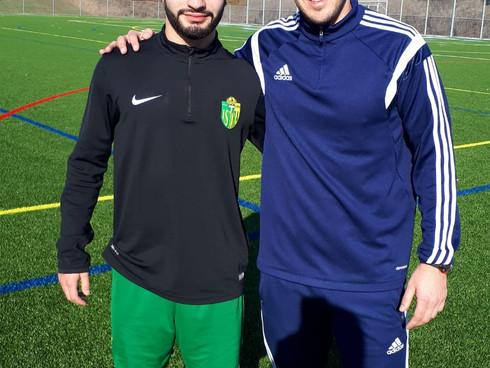 Blaskovic signs with CF La Nucía