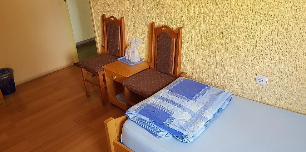 U can sleep in three beds room, Backa Palanka