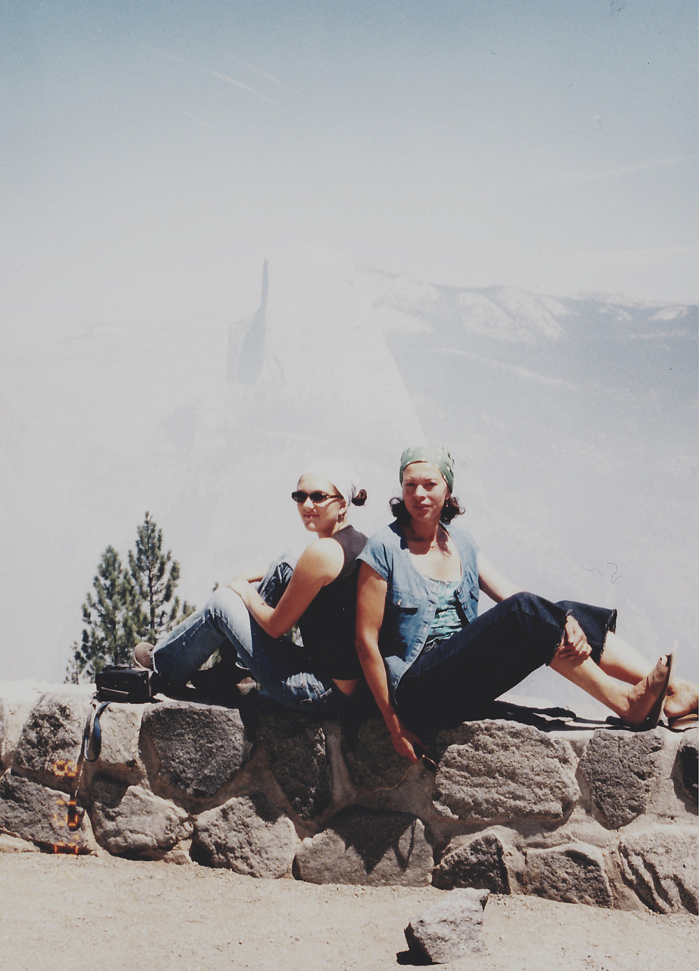 Half Dome Yosemite 2003.jpg