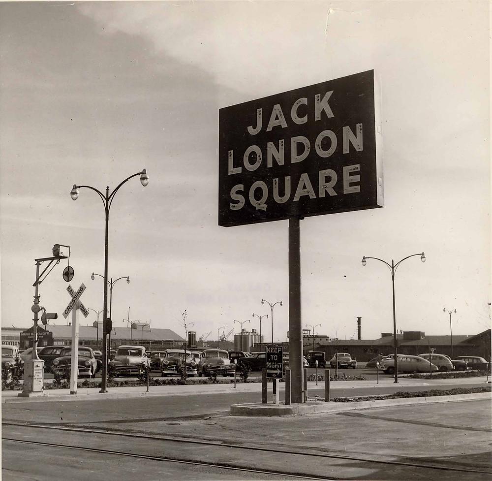 Jack London Square