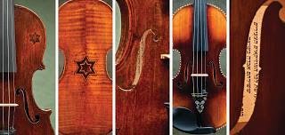 Violins of Hope San Francisco Bay Area