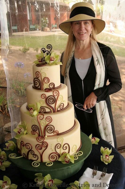 Katrina Rozelle - Photo: Courtesy Katrina Rozelle Pastries & Desserts