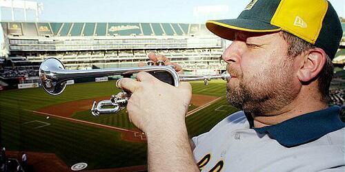Stephen Saxon aka The Trumpet Guy