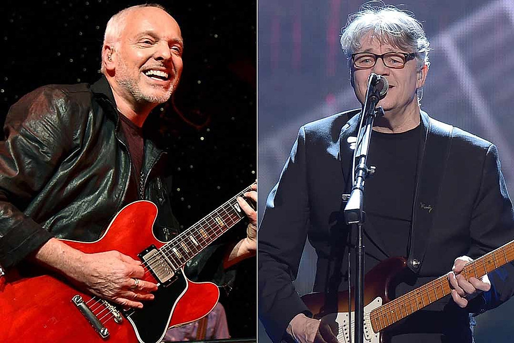 Peter Frampton and Steve Miller