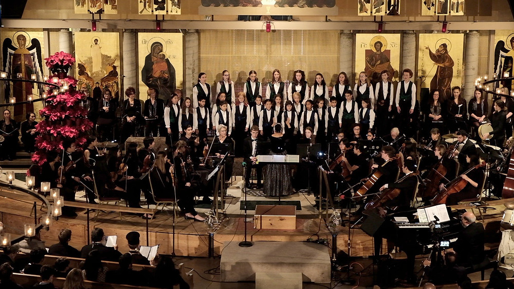 An International Christmas at Ascension Cathedral