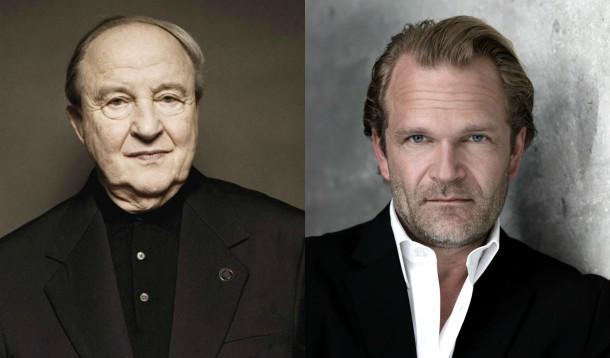 Menahem Pressler and Sebastian Knauer