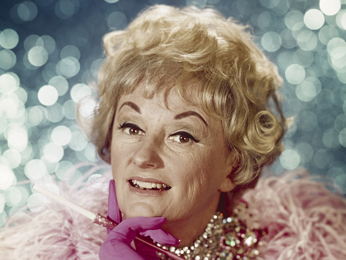 Perry's Treasure Chest: Phyllis Diller