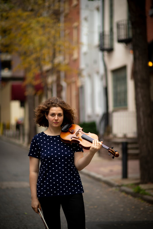 Hannah Tarley - Photo: Robert Hart