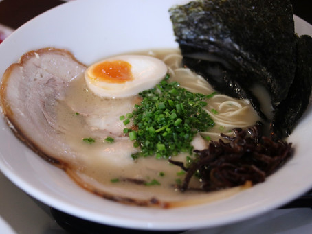 Authentic Japanese Ramen Adapted to the Western Palate