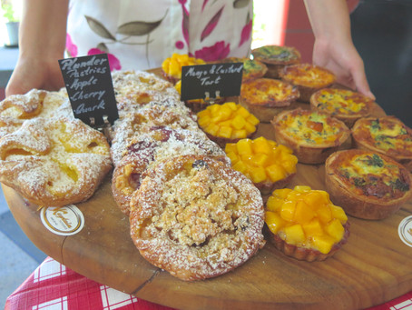 We explore the Carseldine Farmers and Artisan Markets