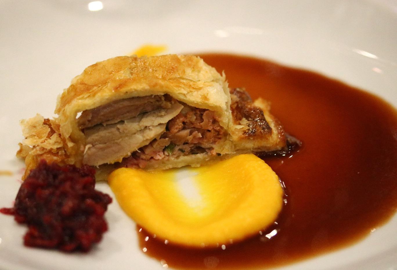 Duck and Foie Gras Pie