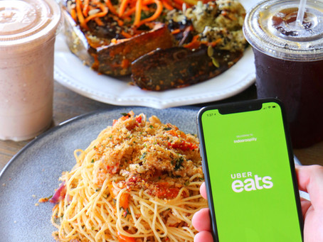 Beat the Heat with UberEats